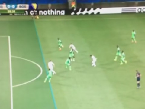 More controversy at World Cup as Edin Dzeko is wrongly denied goal as Bosnia crash out