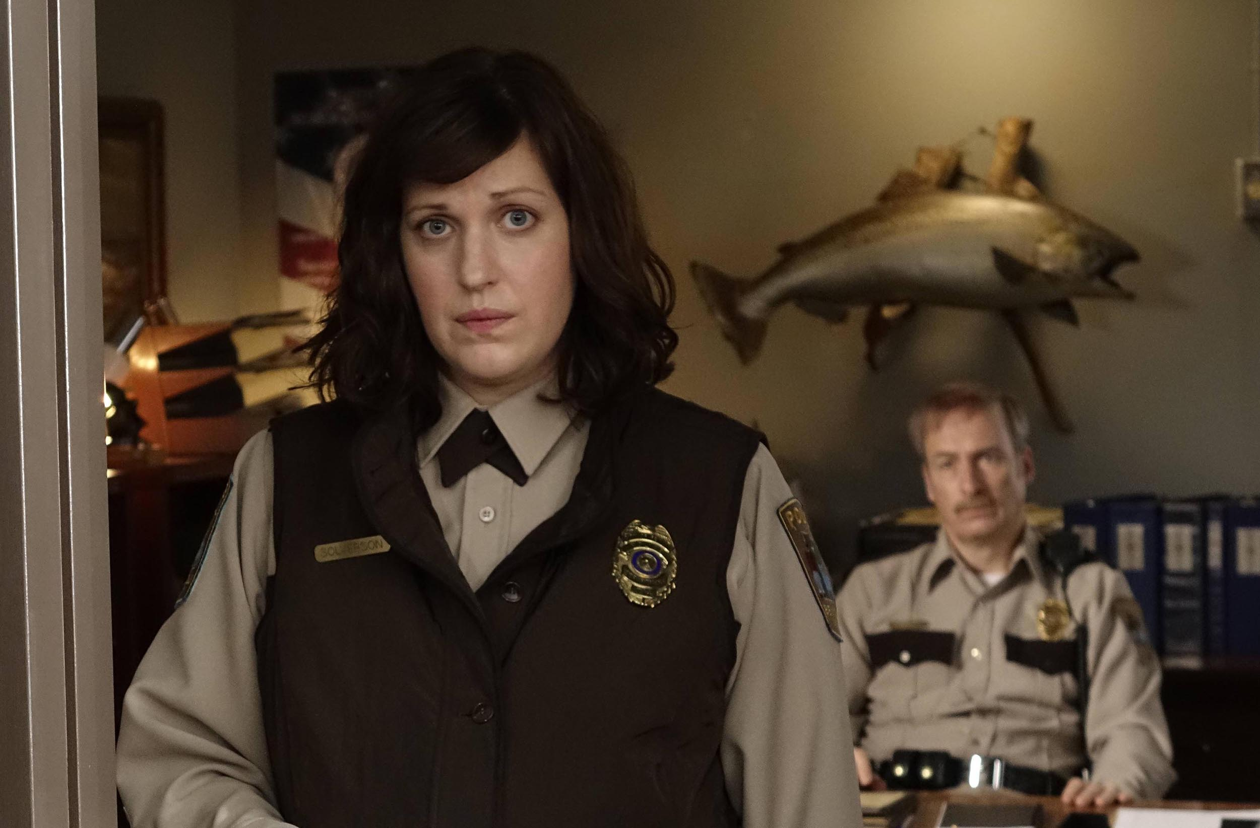 There's going to be a second series of Fargo, apparently – but will Molly be back?