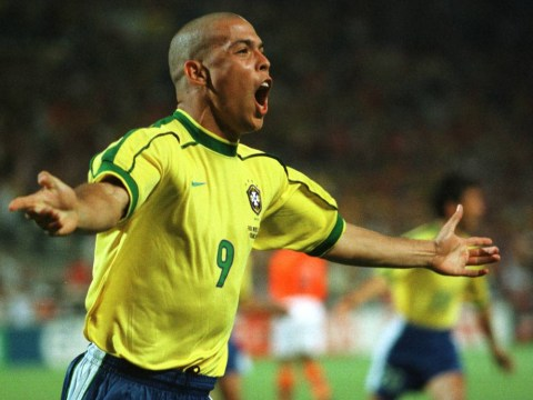 Ronaldo makes transfer move to Oldham Athletic (not the Brazilian World Cup winner though)