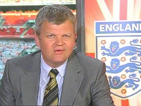 'Welcome to Rio.. err Miami!' Adrian Chiles trolled on Twitter after England faux pas