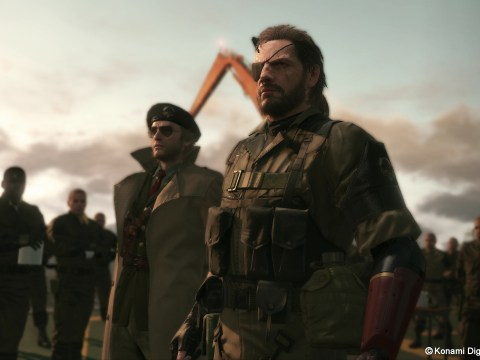 Watch full Metal Gear Solid V: The Phantom Pain gameplay demo here