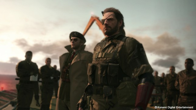Metal Gear Solid V: The Phantom Pain - the waiting sure is painful