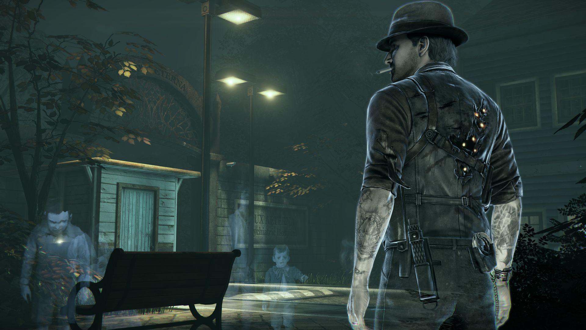Murdered: Soul Suspect (PS4) - dead men do tell tales