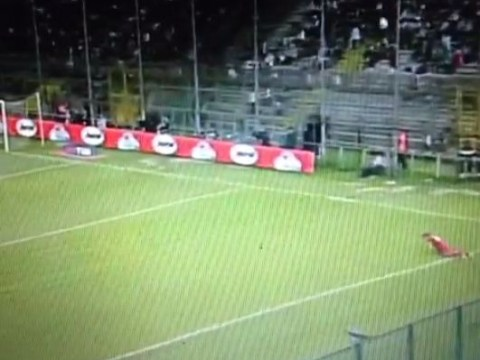 And Italy DREW with these guys? Luxembourg player takes worst throw-in in history of football