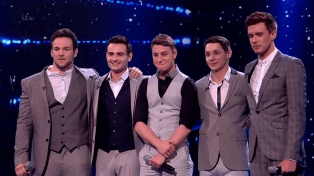 Britains Got Talent 2014: Collabro