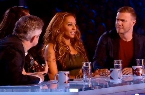Will Mel B be the fourth judge on X Factor 2014 just so she can clash with Cheryl Cole?