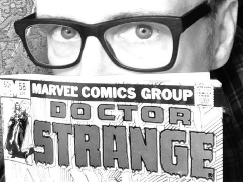 Scott Derrickson signs on to direct new Marvel movie Doctor Strange