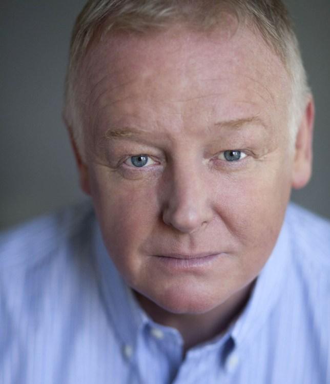 Les Dennis (Picture: ITV)