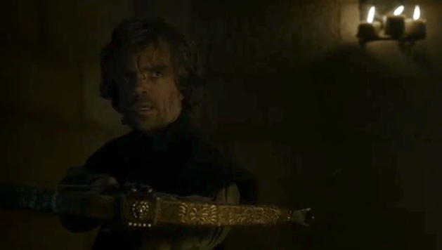 Game of Thrones season 4, Episode 10: The Children, Tyrion Lannister