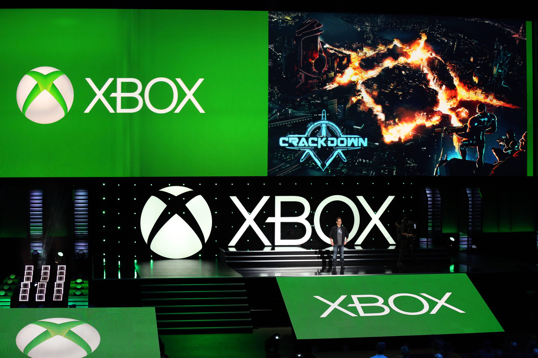 Crackdown 3, Halo Collection, Tomb Raider 2 trailers – Xbox One @ E3 2014