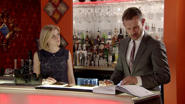 Coronation Street, Nick and Leanne