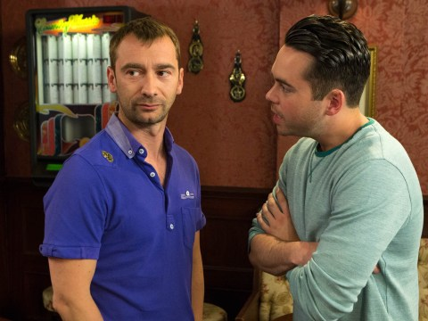 Coronation Street: Todd is up to his nasty tricks again when he cheats on Marcus