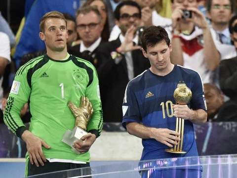 Lionel Messi wins World Cup Golden Ball award, fans react in shock and disgust