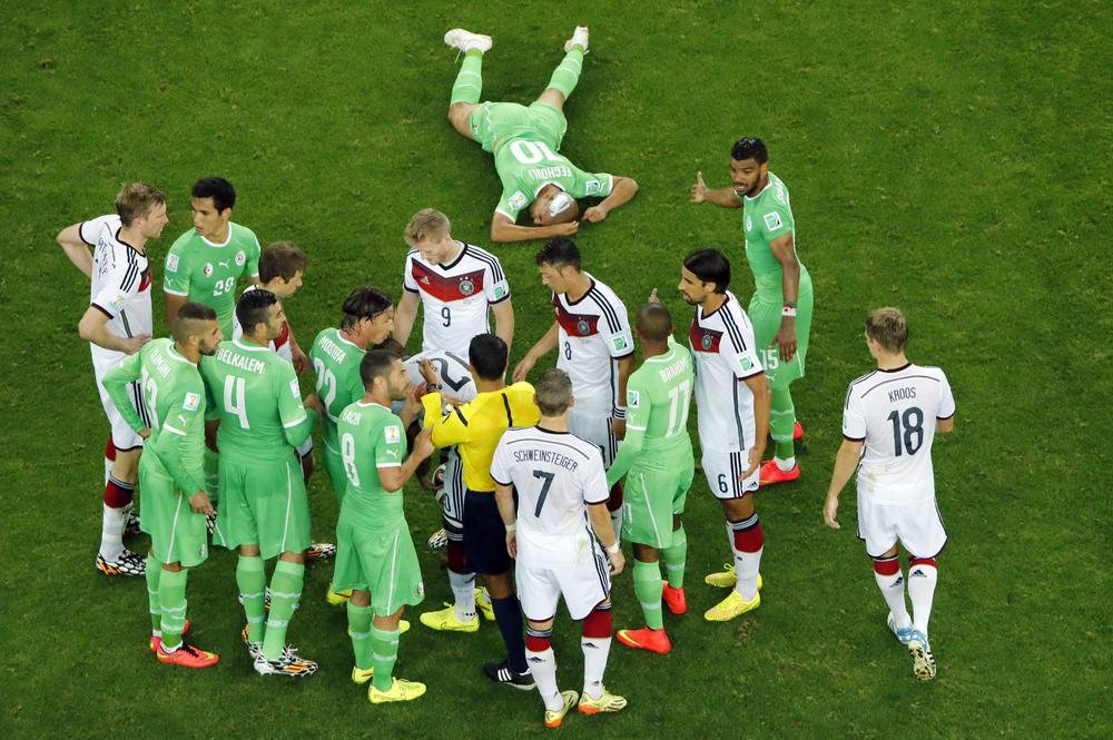 Why Algeria can leave Brazil with their heads held high