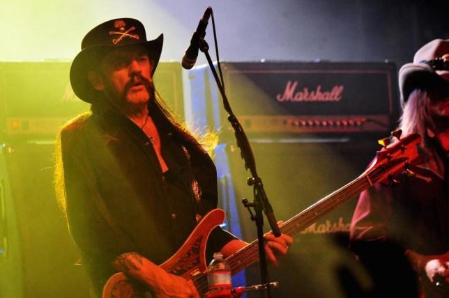 Motorhead hemorrhage: Doctors hail proof Motörhead 'one of