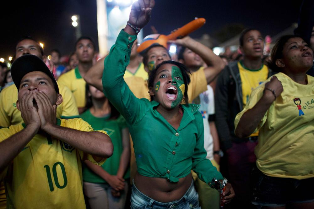 World Cup has been fun but the jury is still out on Brazil 2014