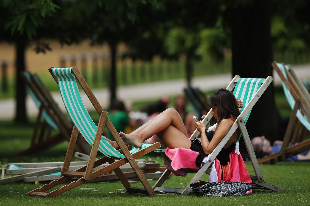 Britain braces for heatwave… but can't we just use common sense to keep cool?