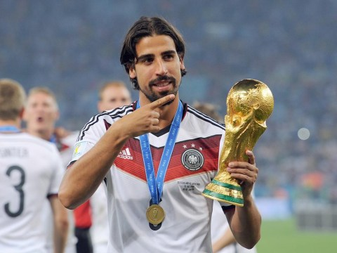 Arsenal 'could lose out on Sami Khedira' as Real Madrid make exchange offer to Monaco for James Rodriguez
