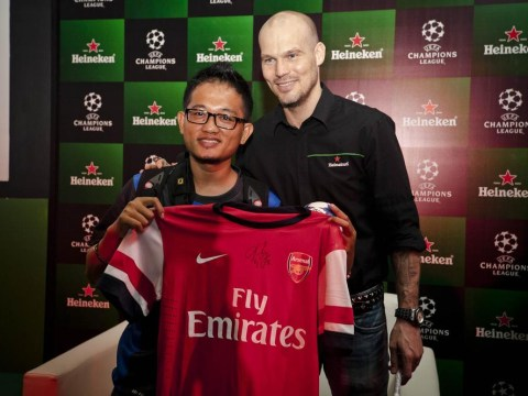 Arsenal icon Freddie Ljungberg comes out of retirement to play in Indian Super League