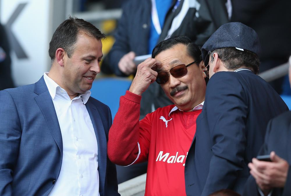 Has Vincent Tan suddenly turned into a responsible owner at Cardiff City?