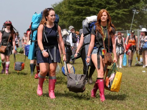 T In The Park 2014: Festival forecast a weekend of wet and unsettled weather