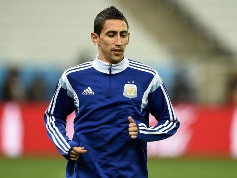 Manchester United 'hoping to agree £150,000-a-week Angel Di Maria contract'