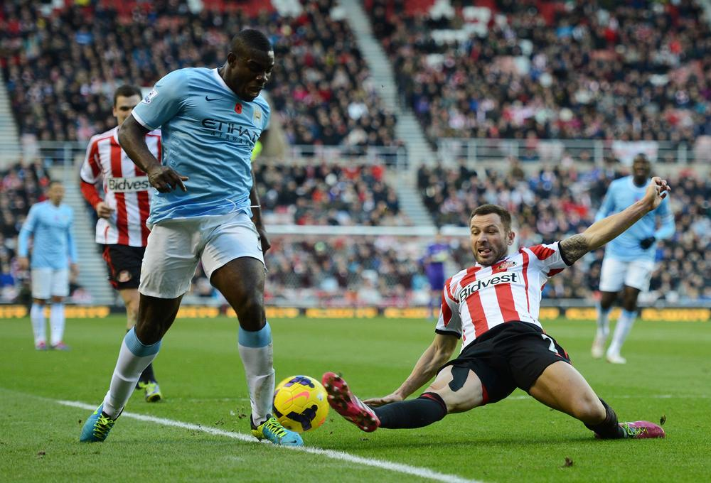 Liverpool 'lead the chase' for Manchester City defender Micah Richards