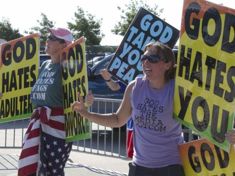Infamous Westboro Baptist Church release homphobic parody of Panic! At The Disco song