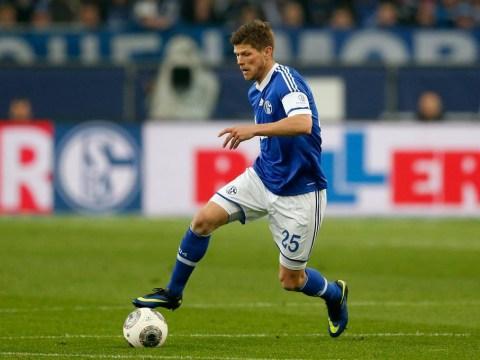 Arsenal linked with summer swoop for Schalke striker Klaas-Jan Huntelaar