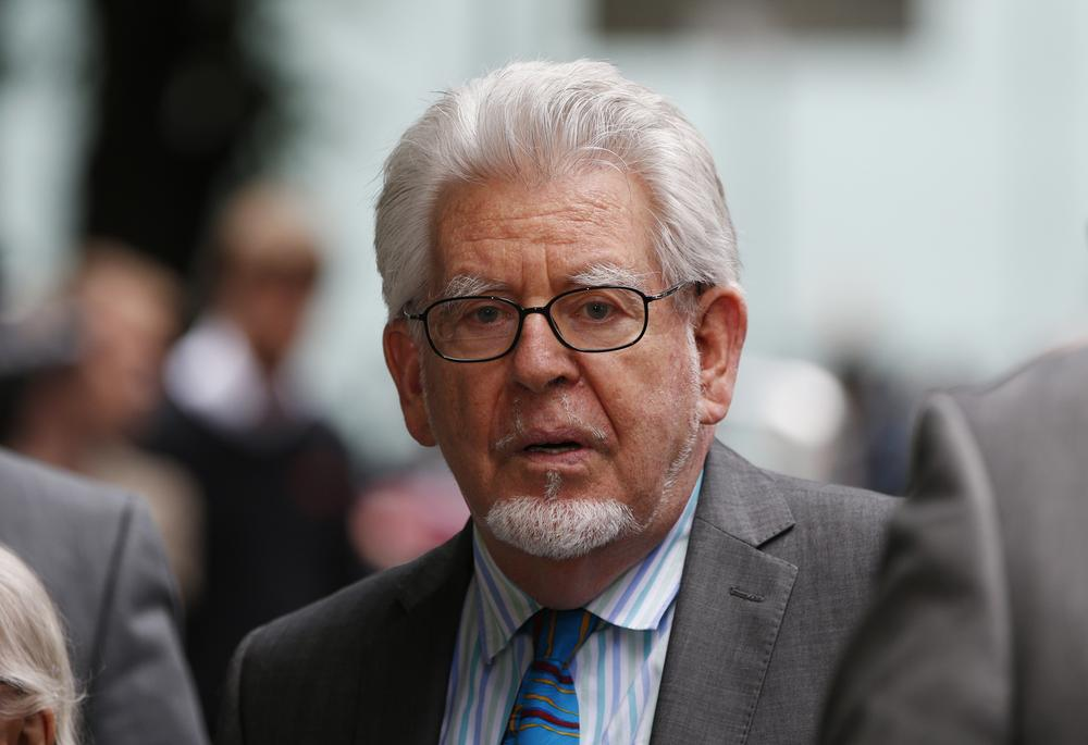 Rolf Harris denies attacking disabled girl and six other sex assault charges