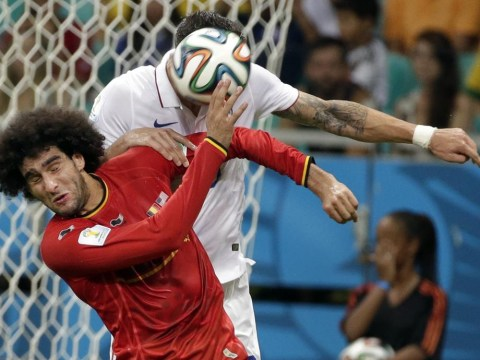 Louis van Gaal 'ready to offload' Manchester United flop Marouane Fellaini