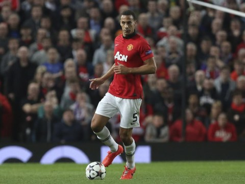 Done deal! Rio Ferdinand passes medical and completes move to QPR