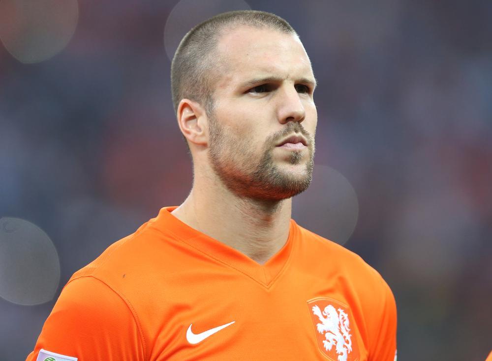 Why Aston Villa's Ron Vlaar was a hero despite Netherlands losing against Argentina