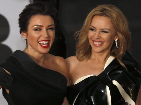 Are Kylie and Dannii Minogue teaming up for a Christmas single?