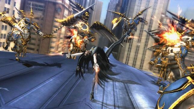 Bayonetta 2 - the magic is back