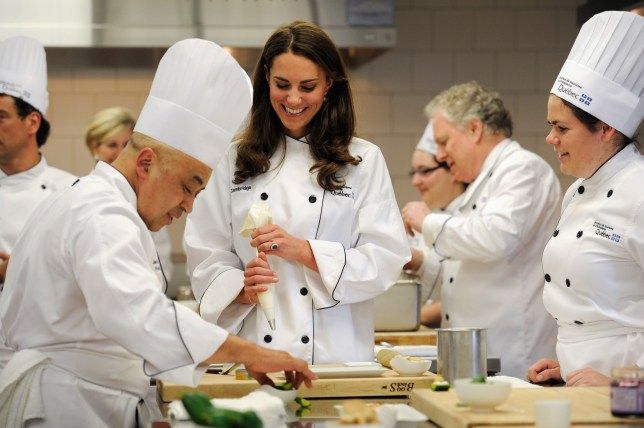 Duchess of Cambridge, Kate Middleton, Kate Middleton kitchen, Duchess of Cambridge kitchen renovations, Kate Middleton cooking course, Duchess of Cambridge Leiths