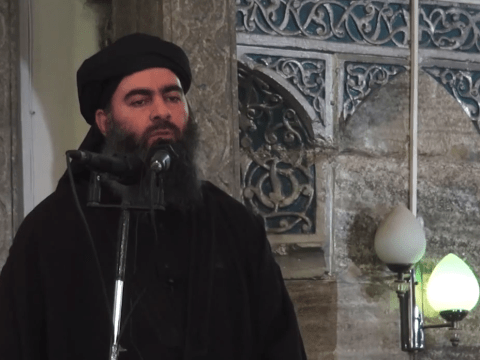 Reclusive Isis chief Abu Bakr al-Baghdadi appears in first video posted to YouTube