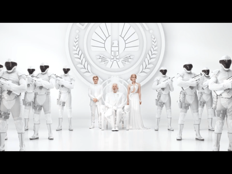 6 things we learnt from the new Hunger Games: Mockingjay teaser trailer