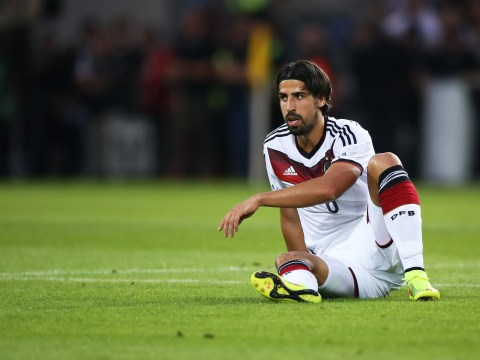 Sami Khedira 'still hopeful' of Arsenal transfer as Lukas Podolski urges him to join