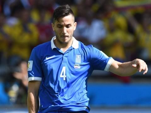 Arsenal 'eye Greek defender Kostas Manolas as Thomas Vermaelen replacement'