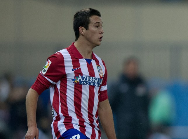 Javier Manquillo is set to sign for Liverpool (Picture: Getty)