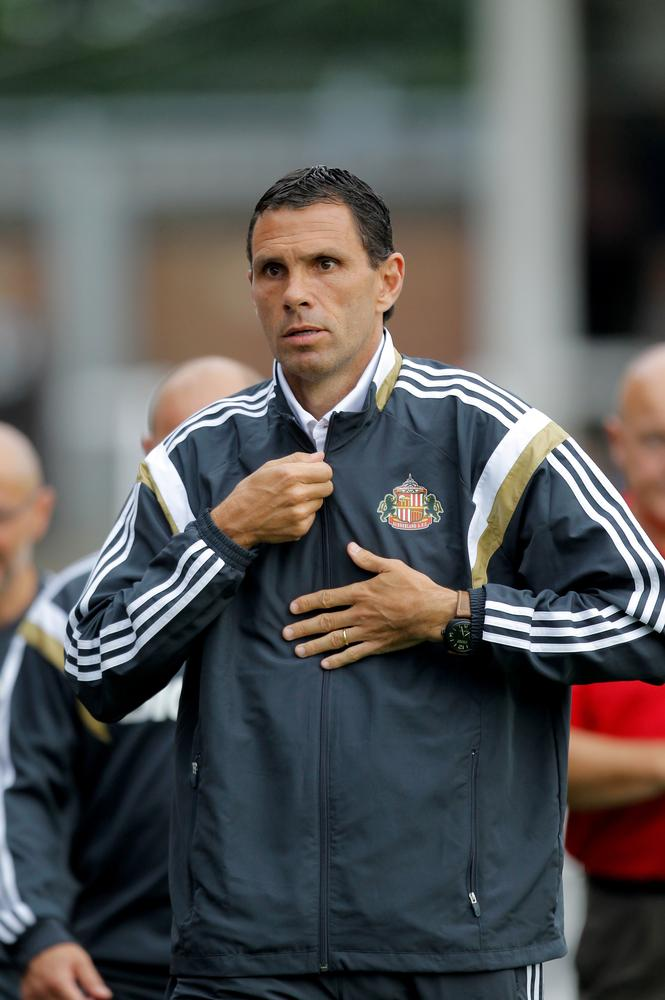 Trouble at Sunderland as Gus Poyet piles pressure on Black Cats sporting director Lee Congerton