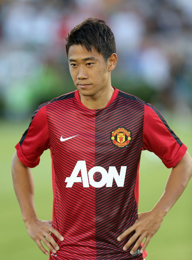Atletico Madrid 'tracking' transfer target Shinji Kagawa from Manchester United