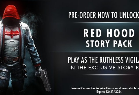 GameStop gets exclusive Red Hood story DLC for Batman: Arkham Knight