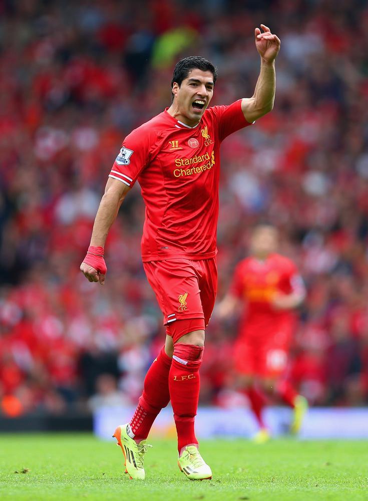 Liverpool will lack the bite to win Premier League title without Luis Suarez