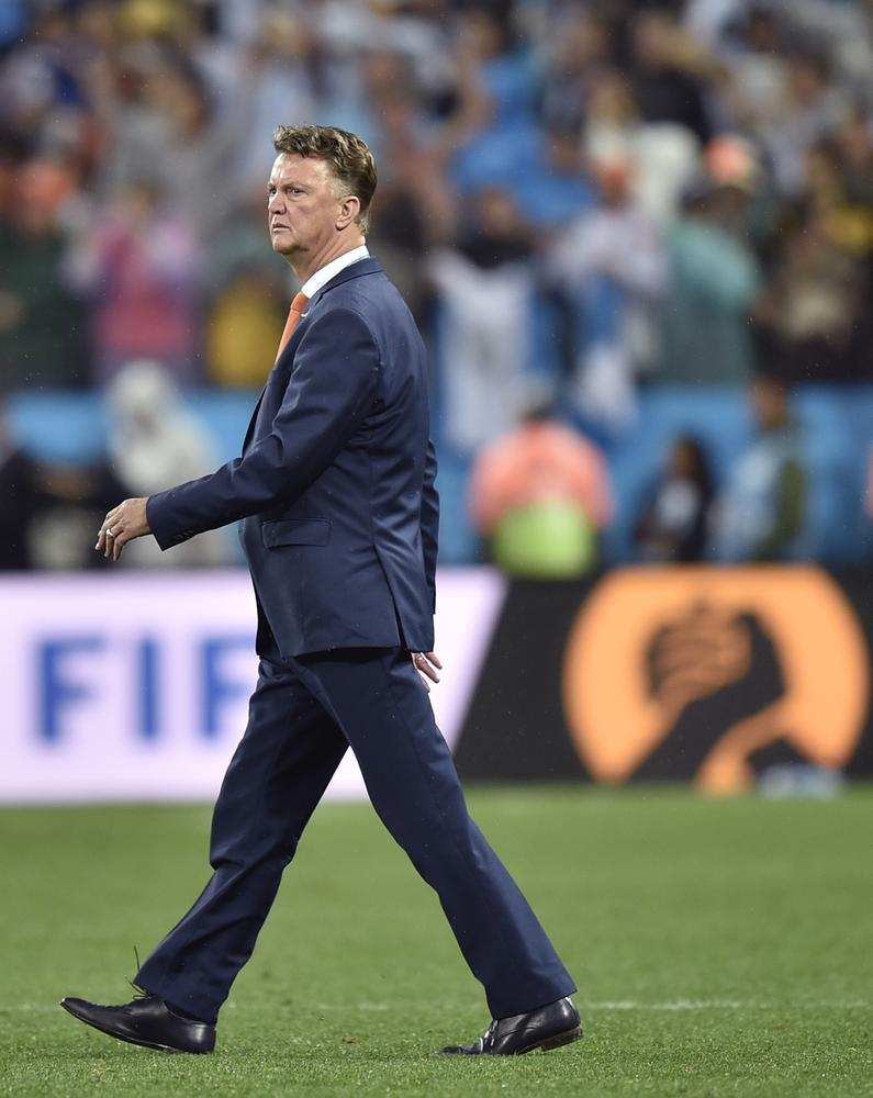 Manchester United bound Luis van Gaal ready for final Netherlands test