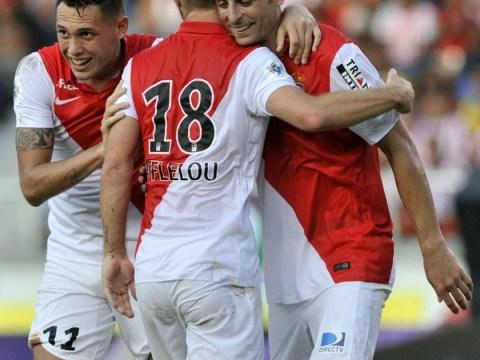 Dimitar Berbatov pulls nonchalant scissor-kick volley out of nowhere for Monaco friendly