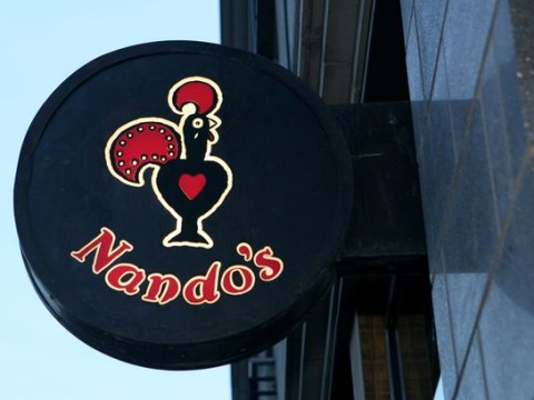 We don't care how cheeky it is, Nando's is disgusting and must be stopped