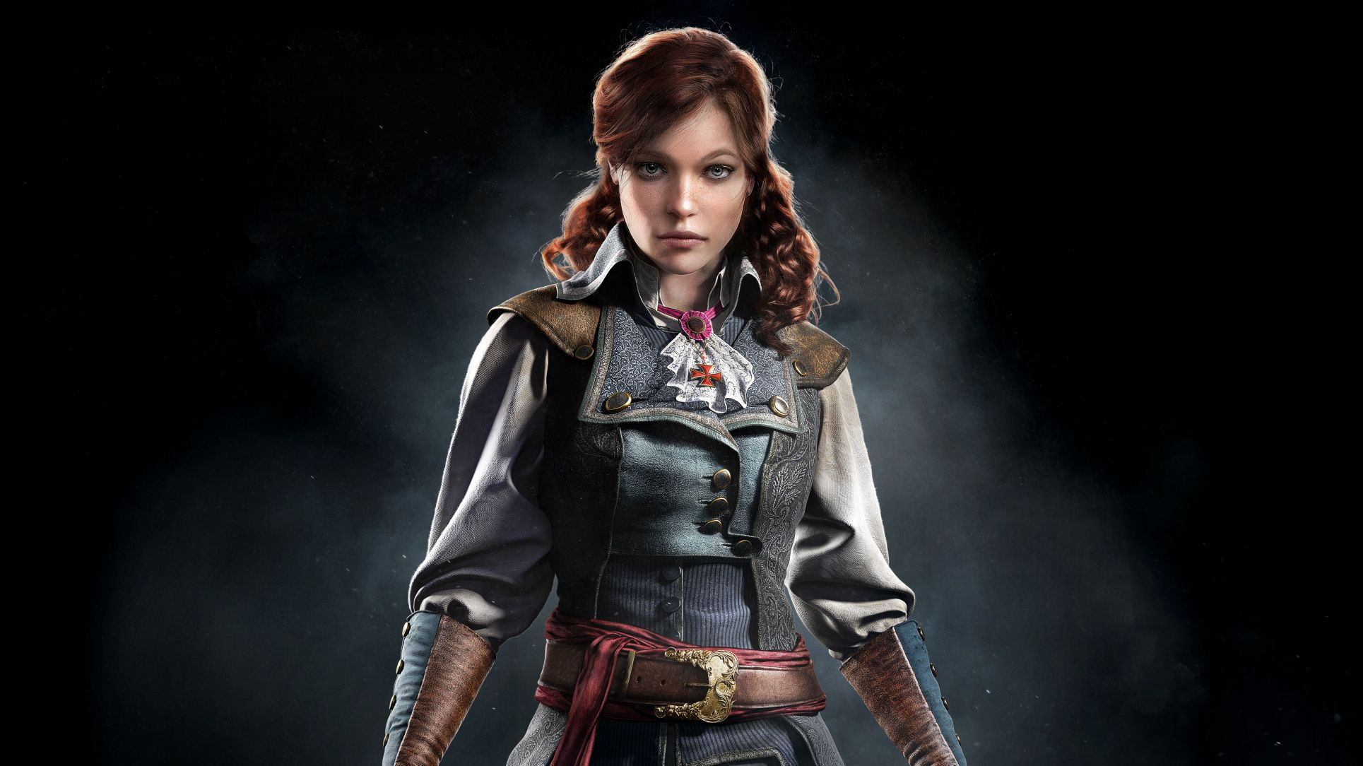 Female character Elise revealed for Assassin's Creed Unity