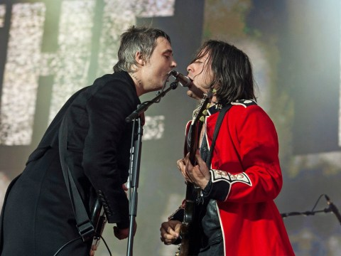 Libertines announce new 'reunion' gigs as crowd crushes interrupt British Summer Time set